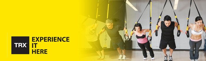 TRX Experience It Here