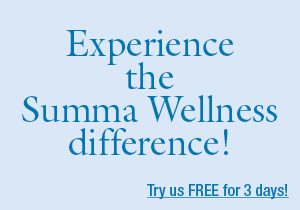 Experience the Summa Wellness difference!